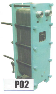 Теплообменник P02-F-2K-01
